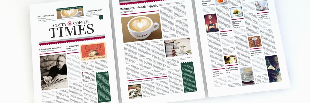 Costa Coffee Times