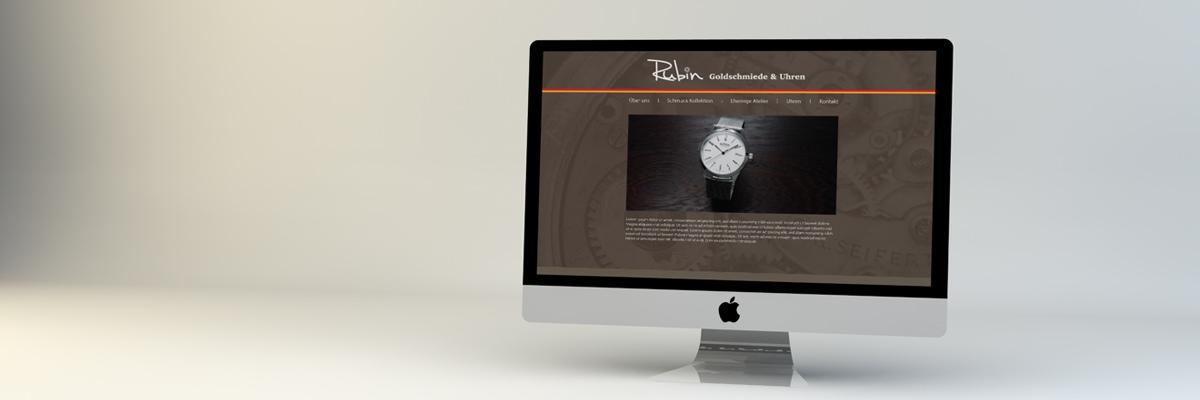 Rubin Goldschmiede und Uhren