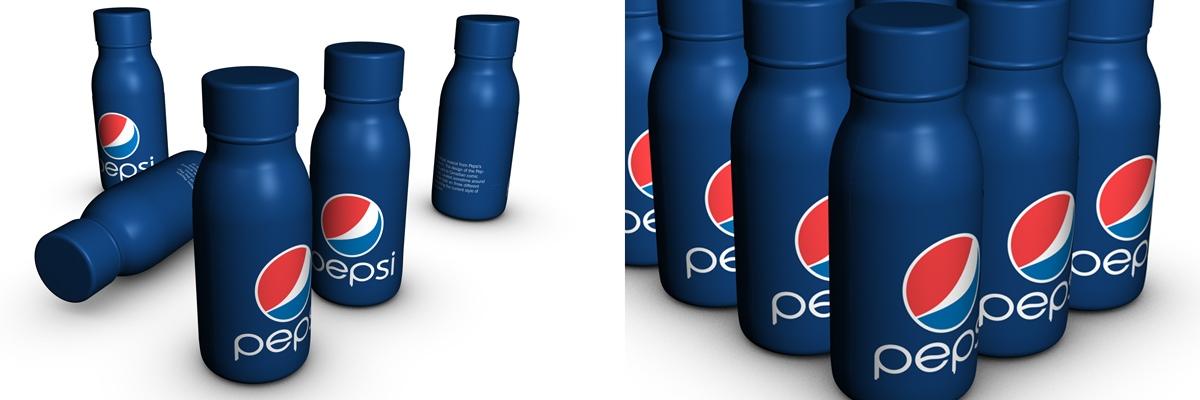 Pepsi termékcsomagolás terv
