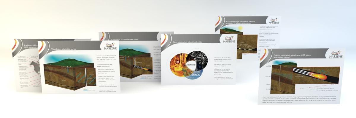 Mecsek Alternatív Szén Energia Kft. - információs táblák